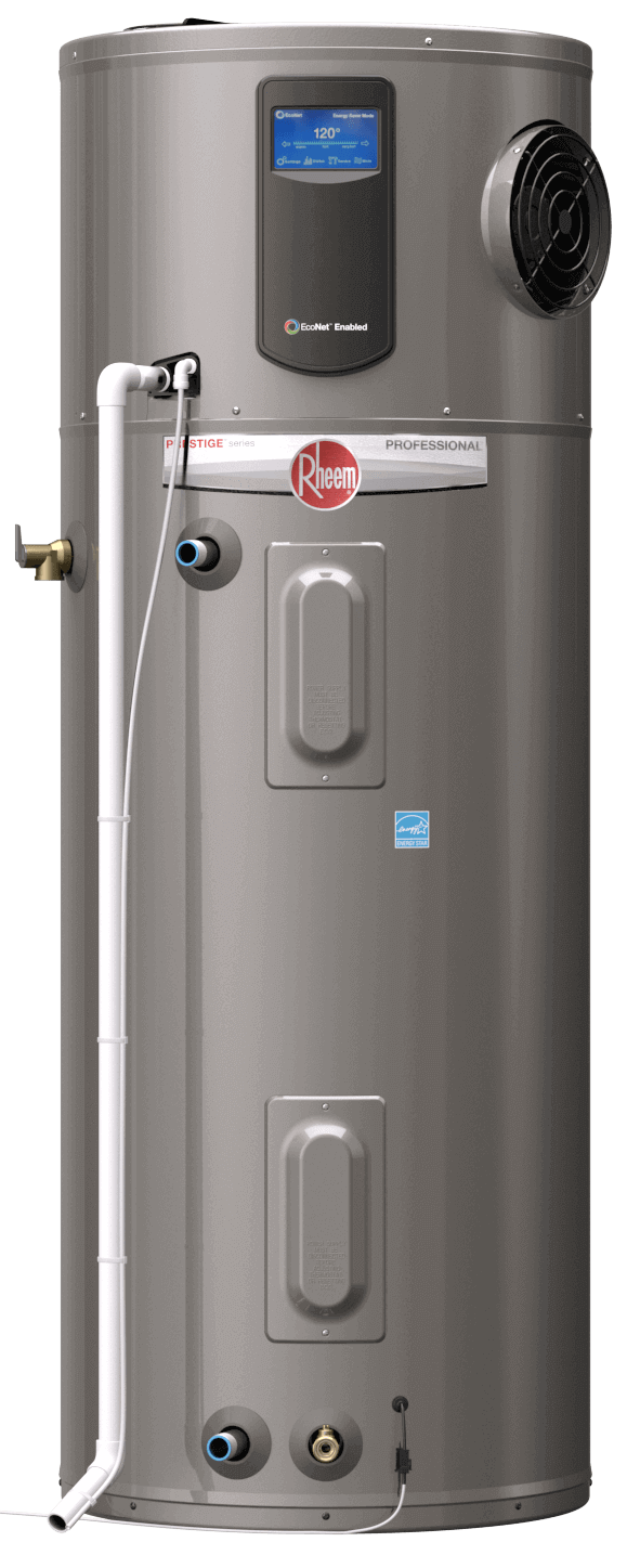 Rheem hybrid water heater