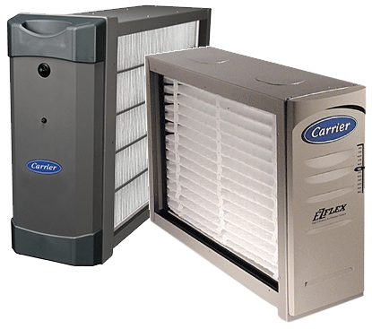 Carrier air purifiers