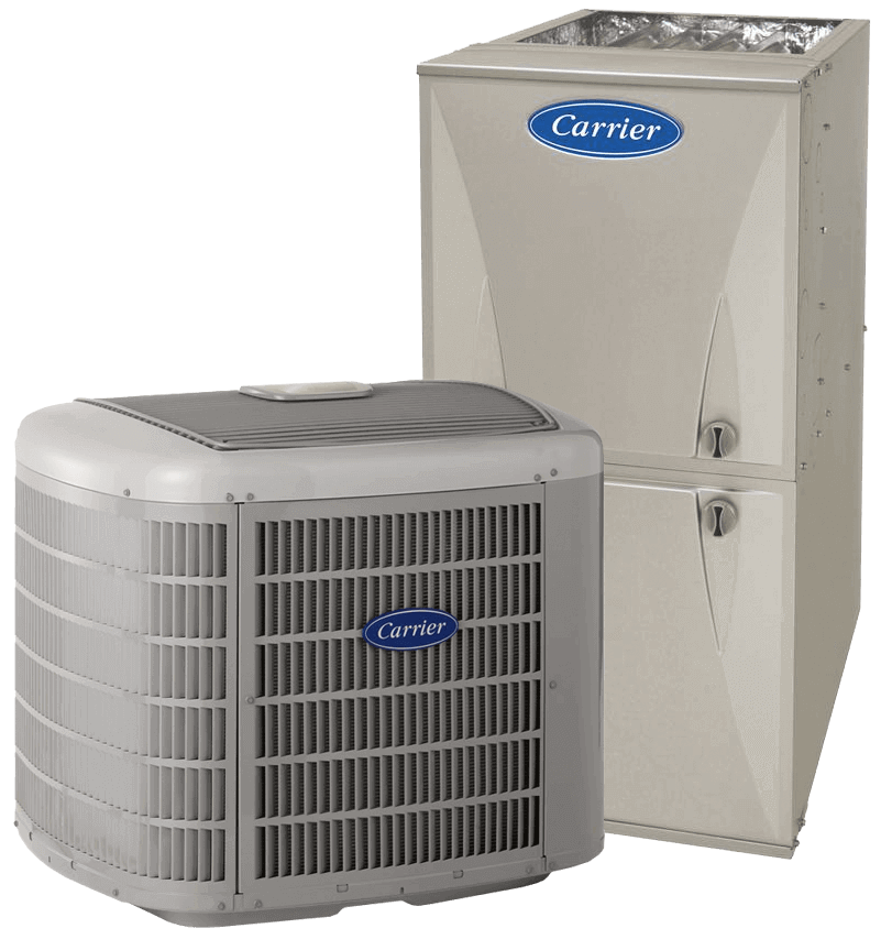Carrier furnace and air conditioner
