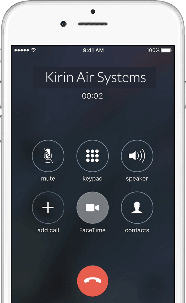 Contact Kirin Air Systems
