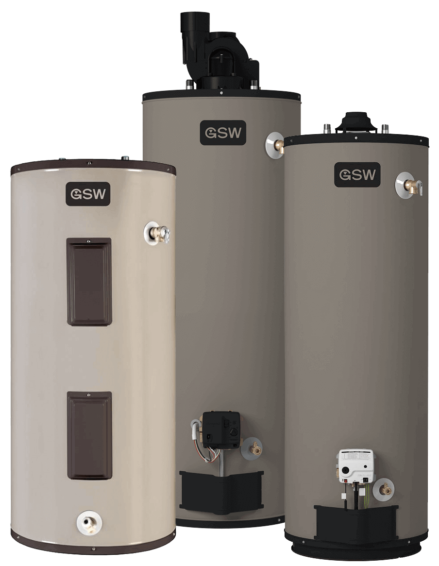 Storage tank water heaters